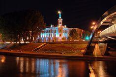 Vilnius, 2009. Near Mindaugo tiltas (Mindaugas Bridge)