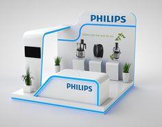 Echa un vistazo a este proyecto @Behance: \u201cPhilips Stand\u201d https://www.behance.net/gallery/19632477/Philips-Stand