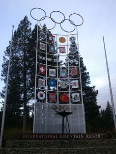 Squaw Valley - home of the 1960 Winter Olympic Games. For more great places to visit around the Truckee area, go to: www.truckee.com
