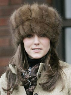 Dr. Zhivago called. He actually said it's cool. You can keep the hat.