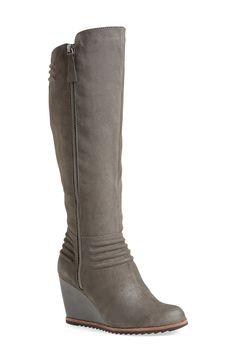 Biala 'Aurora' Knee-High Wedge Boot (Women)