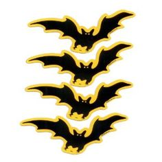 Halloween Bat Car Magnet