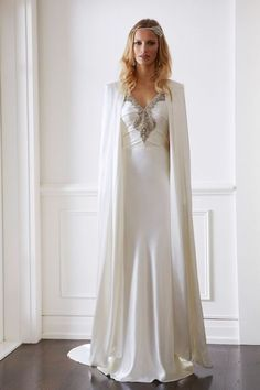 Wedding Capes / Lisa Gowing The Golden Age Collection