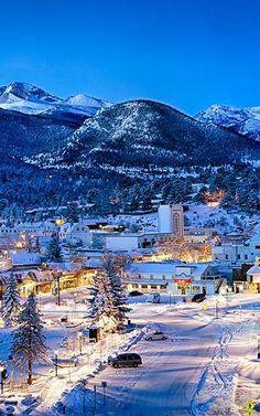 What to Do in Estes Park, Colorado in Winter