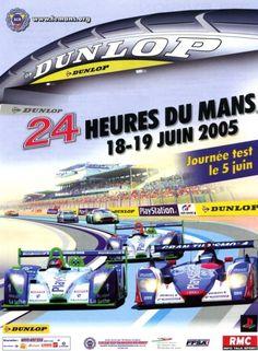 2005 73ª 24 Horas de Le Mans