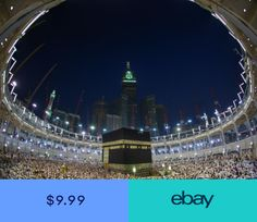 Find images and videos about islam and mecca on We Heart It - the app to get lost in what you love. Islamic Images, Islamic Pictures, Islamic Art, Islamic Quotes, Islamic Prayer, Muslim Quotes, Mecca Masjid, Masjid Al Haram, Mecca Hajj