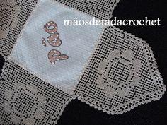 Maos de Fada Crochet: Fevereiro 2012