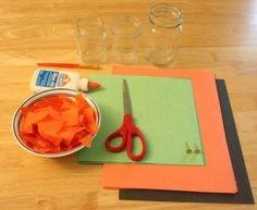 Two Easy Pumpkin Crafts