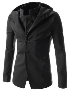 Unbalance jacket at Amazon Men's Clothing store: Blazers And Sports Jackets