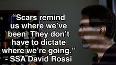 Criminal Minds quote