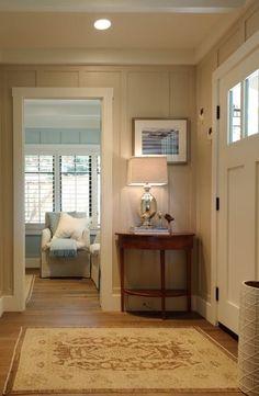 SW Kilim Beige | Kelly Bernier Designs- room behind is sw rainwashed