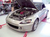 2005 Honda S2000 Under Hood