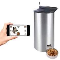 PetPal WiFi Automatic Pet Feeder >>> Want to know more, click on the image. (This is an affiliate link and I receive a commission for the sales) #DogCare