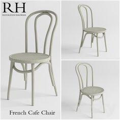 Frech Cafe Chair