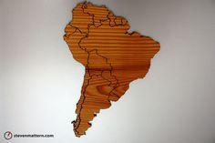 South America - Long Leaf Pine