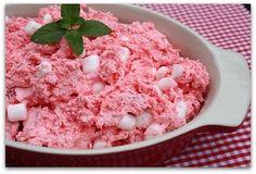 Strawberry Jell-O Salad