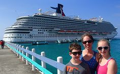 Spring break aboard the Carnival Breeze. Yes, it's a huge ship, but if you go with an open mind (great food! so much to do!) you'll have a ball.