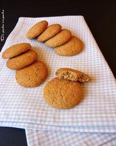 Di pasta impasta: Biscotti di miglio, mais e castagne