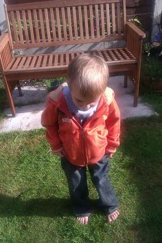 TK Maxx Blogger Challenge -  3 Kidswear looks for £30