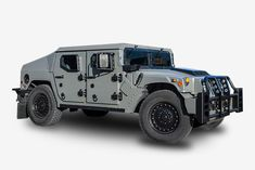The Tactical Humvee NXT 360 Is An Indestructible Hummer On Steroids Hummer H3, Hummer Cars, Hummer Truck, Jeep Pickup, Pickup Trucks, Lifted Trucks, Army Vehicles, Armored Vehicles, Sand Rail