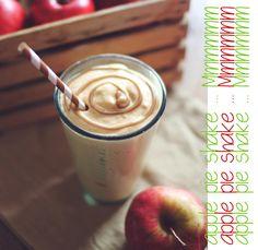 apple pie shake