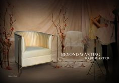 Luxury furniture by