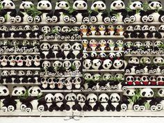 Hiding in the City by Liu Bolin - Galerie Paris/Beijing