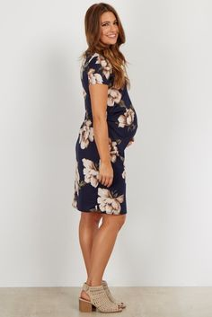 cce6880283f1c 16 Best Maternity Dress images | Maternity style, Maternity Fashion ...
