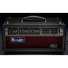 Mesa Boogie JP-2C™ LIMITED EDITION HEAD (Pre-Order)