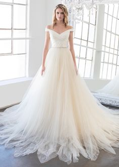 Courtesy of Winnie Couture Wedding Dresses; www.winniecouture.com