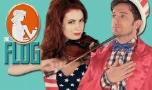 Um, I love Felicia Day. Geek & Sundry - The Flog