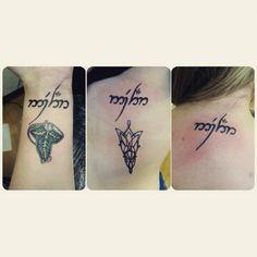 Sisters in Elvish