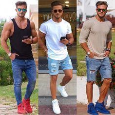 Summer fashion goals.