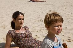 The Kindergarten Teacher Goes Beyond Simple Allegory | By Bilge Ebiri | ''The Kindergarten Teacher could easily have been a comedy – a broad satire, maybe – but Israeli director Nadav Lapid has chosen to make it a surreal drama. It's a brave decision, given the set-up: Nira (Sarit Larry), an aspiring poet and kindergarten teacher, discovers that one of her students, a five-year old named Yoav (Avi Shnaidman), enters weird trances […]''