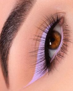 yellow eyeshadow is the move this summer 🤘 Which look would you rock? Vote in emoji below! Edgy Makeup, Purple Makeup, Makeup Eye Looks, Eye Makeup Art, Purple Eyeshadow, Pretty Makeup, Colorful Makeup, Skin Makeup, Eyeshadow Makeup