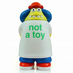 Not a toy