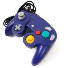 HOT Blue Shock Game Controller Pad for Nintendo Gamecube GC Wii.. USD 8.49