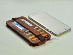 Unique iphone 6 wallet case leather iphone 6 wallet case by LHHOME
