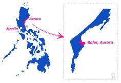Baler For The Non-Surfer - looloo insights Baler, Manila, Surfboard, Aurora, Insight, Travel, Viajes, Surfboards, Northern Lights