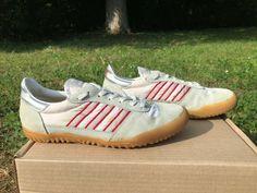 sale retailer 82391 c1d2e Adidas Indoor Super II Vintage Retro sneakers , rare , size 6 1 2