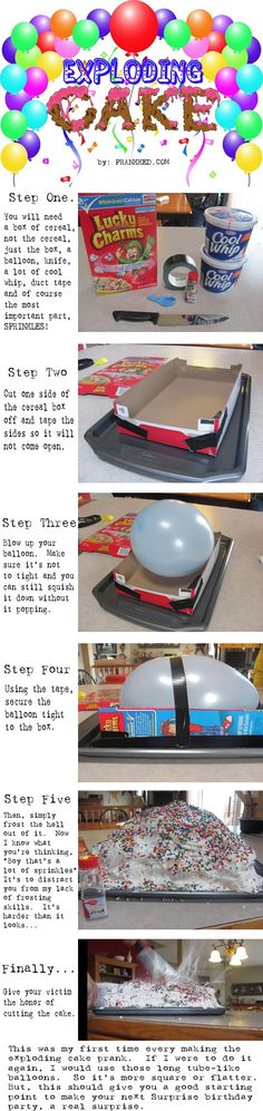 Oh man whose birthday shall I do this for?!?! - Click image to find more DIY & Crafts Pinterest pins