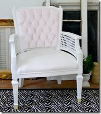 Painting upholstery?!?!