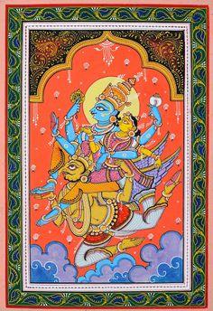 Indian Art On Pinterest Tribal Art Krishna And India