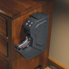 $99 VelocityVault by GunVault® Handgun Safe If your going to own a handgun keep it locked up! Especially if you have children in your home!