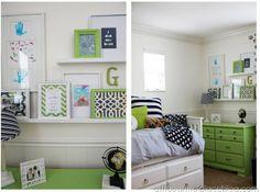 Blue on the brain: 12 blue hued nursery + kids rooms | BabyCenter Blog