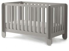 Elephant Crib, White modern-cribs
