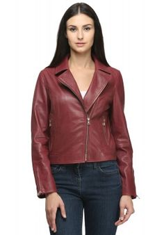 Leather Jackets for Women Online at Justanned   View the best leather jackets for women online at Justanned. Shop from a wide variety of women's leather jackets. For more details, visit https://www.justanned.com/women/jackets.html