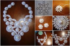 How to Make Beautiful Bead Necklace for Wedding - Necklace Projects - Beads.How
