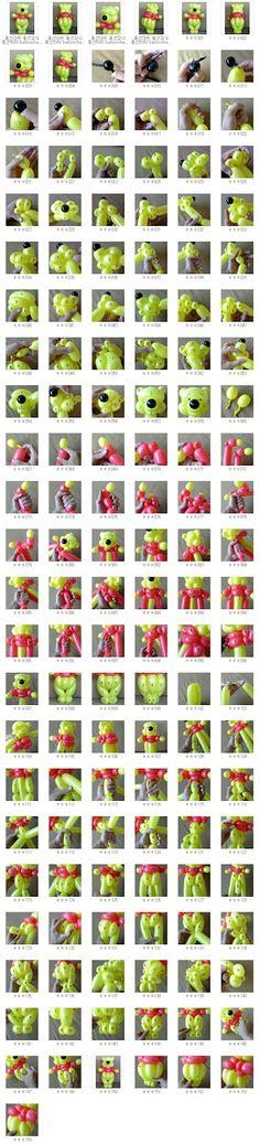 풍선하하 balloonhaha ㅡ 원본 사진 ㅡ 큰 사진은 이메일로 보내드립니다: 교육용 014 푸우