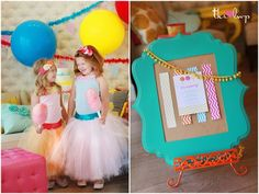 {New Collection} Cotton Candy Photo Shoot + Fabulous Friday Giveaway! | The TomKat Studio